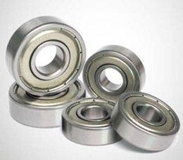 Wholesale Factory direct deep groove ball bearings motor bearing steel ZZ RS