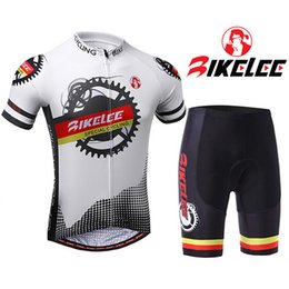 Men Cycling Jersey Set Short Sleeve Gearwheel print Shirt+Bib Shorts Bike Suits Bicycle Sports Clothing Sportwear Cycling Jersey Kit S-5XL