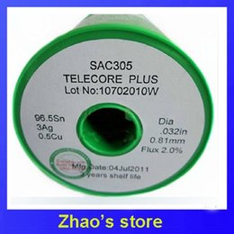 Wholesale Alpha Lead free solder wire solder cable SAC305 MM kg silver capacity