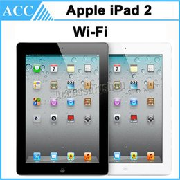 Wholesale Original Apple iPad GB GB GB WIFI inch IOS A5 Warranty Included Black And White