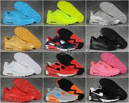 Wholesale Sport Max Cushion Women Men Running Shoes Max New Women Running Sneakers American Flag Hyperfuse Sport Trainers