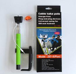 Promotion contrôleur bluetooth pour monopode Pour iPhone 6 Remote Timer Auto portable extensible Autoportrait Monopied Selfie Stick Photo Bluetooth Shutter caméra Remote Controller