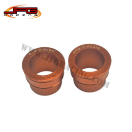 Wholesale BILLET FRONT WHEEL HUB SPACERS FOR SX XC F SX F EXC EXC F W XC W SMR