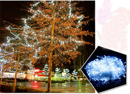 LED Wedding Light Fairy Lights Christmas Lights LED Outdoor christmas xmas String Fairy Wedding Curtain Light 220V 110V