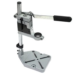 Wholesale New Arrival Bench Drill Press Stand Workbench Repair Tool Clamp for Drilling Collet mm order lt no track