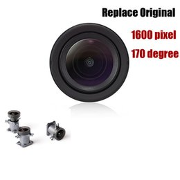 NEW 170 degree Wide Angle ORIGINAL len for Gopro Gopro hero 4 Camera accessories Hero4 Black Silver Edition Lens 1600 pixel