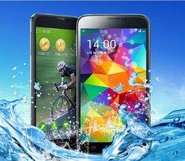 Wholesale Waterproof S5 G900 I9600 Phone MTK6592 Octa Core GRAM GB MTK6582 Quad CoreHeart rate fingerprint MP camera G900F Fake G