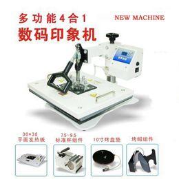 Wholesale Heat Press New Pro Advanced Multi Functional Machine Heat Press in1 Digital Heat Transfer Press Machine Combo Sublimation