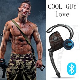 Wholesale Cell Phone Ex - New portable Bluetooth Headset EX-03 Earphone Sporty style for iPhone6 iPhone5 5c 5s Samsung Galaxy All Blutooth Phones ear