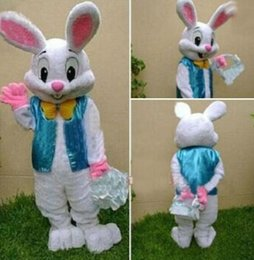 Wholesale Hot Sale Best price New Sell like hot cakes EASTER BUNNY mascot costume advertising mascot animal costume school mascot fancy dress costu