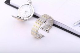 Wholesale-Stainless Steel Watch Strap Classic Buckle Adapter Watch Band For Apple Watch & Sport & Standard & Edition 42mm 38mm