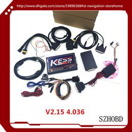 Newest version SW 2.25 4.036 OBD2 Tuning Kit KESS V2 ECU Chip Tuning Programmer No limitation + DHL free