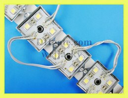Wholesale Fedex DHL iron crust LED light module LED module light waterproof backlight for channel letter DC12V led iron