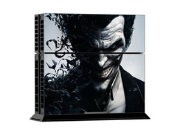 Very Cool Joker PS4 Vinyl Decal PS4 Skin Sticker 1 Console Skin & 2 Controller Skin Stickers For PS4