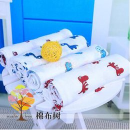 Wholesale 300pcs CCA3216 High Quality Multicolor Aden Anais Bamboo Muslin Cotton Newborn Bath Towel Aden Muslin Swaddle Blanket Baby Blanket