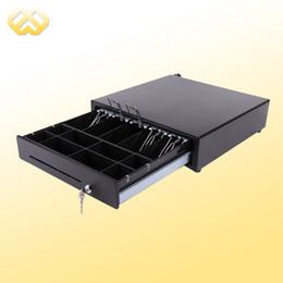 Wholesale HC Double deck Metal Cash Drawer