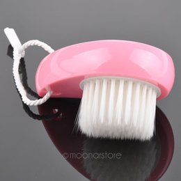 Wholesale Hot Sale Facial Deeply Cleaning Brush Facial Cleaner Face Skin Care Brush Massager Mini Skin Beauty Massager Brush FHJ0050 M1