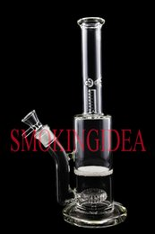 Wholesale 2016 female water pipe glass bongs oil rigs with bowl oil clear high end frit disk