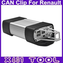 Wholesale 2015 Latest CAN Clip For Renault With Multi Languages Best Quality Professional Car Diagnostic Tool Computer Test Scanner