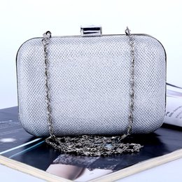 Wholesale Factory brand new handmade Polyester evening bag clutch purse with satin for wedding banquet party porm(More colors)