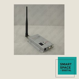 Wireless monitoring and wireless video of 12 channels of 1.2G receiver