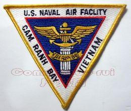 Wholesale Navy NAVY Air Cam Ranh Bay in Vietnam Cam Ranh Bay base Badges