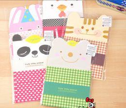 Papelería sobre de papel en Línea-Gratis envío, nueva historieta sobres carta papel lindo (2 unidades + 4 unidades) sistema / moda /Wholesale de papelería