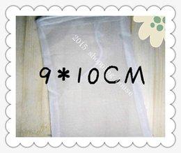 Wholesale 9cm cm kitchen tools Tea Coffee Wine filter bag pumping line Soybean Milk slag separating liquid bag filter of aquarium