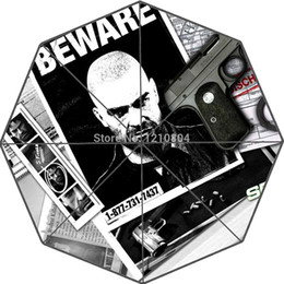 Wholesale Splinter Cell Double Agent Portable Fashion Foldable Umbrella best Gift to Game Fans