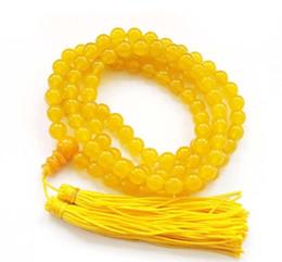 Beaux colliers à vendre-Bouddhiste du Tibet Bouddha 108 Bracelets de prière Collier de Mala