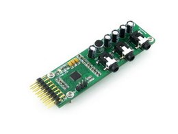 Wholesale UDA1380 Board Stereo MD CD Mp3 Audio Voice Module Coder Decoder Development Module Kit
