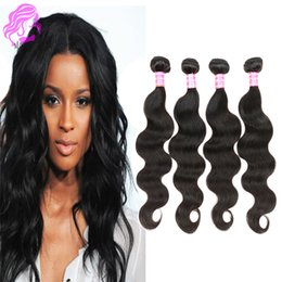 Wholesale Fastyle Brazilian remy human hair weave body wave Best quality Hot selling A real human hair extensions bundles wavy Brazilian curly wave