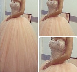 Real Image Ball Gown Quinceanera Dresses 2015 Coral Tulle Vestidos De 15 Anos Sweet 16 Party Prom Dresses For 15 Years Custom Made