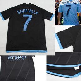 Wholesale Mixed Team Drop Ship New York City Short Sleeves Football Shirt Kits Soccer Jersey Fusbal Camisa Camiseta