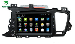 Quad Core 1024*600 HD Screen Android 5.1 Car DVD GPS Navigation Player for KIA K5 OPTIMA 2011-2013 Radio Bluetooth 3G steering wheel control