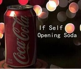 Wholesale 2014 Ziv Self Opening Soda Can