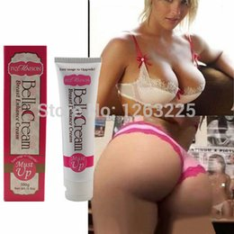 Wholesale MUST UP G Herbal Extracts Breast Enlargement Cream Butt Enlargement Breast Enhancement Pueraria Bella Mirifica