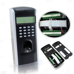 Wholesale ZK Software Fingerprint Capacity F7 FP PIN Access Controller Fingerprint Keypad Free Software Offered