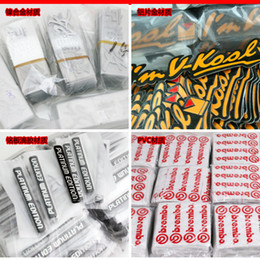 Wholesale auto emblem ETIE Custom Sticker Factory Direct Car Decal Wrap Accessories Motor Parts Modified Logo Emblem Auto Adhesive Vinyl Pegatinas