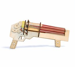 Wholesale Pieces RBMG Rubber Band Machine Gun Rapid Fire Shoots Up to Rounds Per Second Ultimate Office Warfare