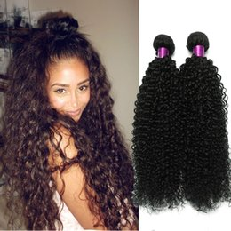 Brazilian Kinky Curly Human Hair 4 Bundles Brazilian Kinky Curly Bundles Hair Wefts Brazilian Afro Kinky Curly Virgin Hair On Sale