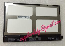 Descuento ips tableta al por mayor Al por mayor-Original y Nueva 10.1inch IPS LCD BP101WX1-210 Panel para el envío libre B3000 Tablet PC