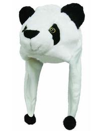 NEW Unisex Cartoon Animal Winter Hat Fluffy Plush hat Warm Cap Perfect Gift 10pcs lot Free shipping