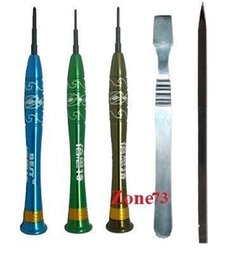 Wholesale Best Quality Screwdriver Repair Kit Set Pentalobe Metal Spudger iPhone s