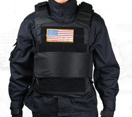 Wholesale Tactical Vest best selling genuine American Black Hawk cs field special warfare outdoor protective vest WG equipment self defense