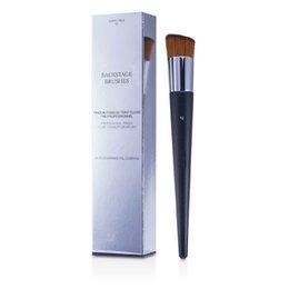 Wholesale 60pcs Hot Supply Backstage Brushes Finish Fluid Foundation Makeup Brush boxed Face concealer BB Primer Brush free DHL shiping
