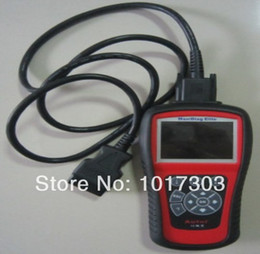 Wholesale DHL free Autel Maxidiag Elite free update online MD Code Reader ds model system md high quality best price