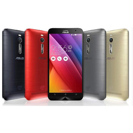 Wholesale Asus ZenFone ZE551ML Intel Atom Z3580 GB RAM GB ROM Android KitKat inch FHD G LTE MP Camera Smart Phone DHL Free