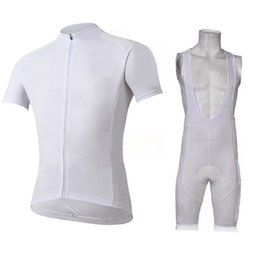 Pure white 2015 summer outdoor cycling clothing Short Sleeveless jersey Cycling vest bib Shorts Bike vest Cycling waistcoat bib short kit