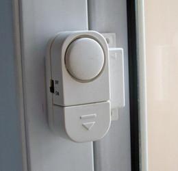2017 entrée de la porte de sécurité Porte-fenêtre sans fil Alarme anti-intrusion Sécurité Gardien de sécurité Protecteur abordable entrée de la porte de sécurité